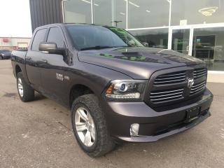 Used 2015 RAM 1500 SPORT for sale in Ingersoll, ON