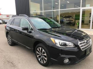 Used 2016 Subaru Outback 2.5i Limited Package w/Technology for sale in Ingersoll, ON