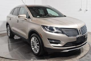 Used 2015 Lincoln MKC AWD CUIR TOIT PANO for sale in St-Constant, QC