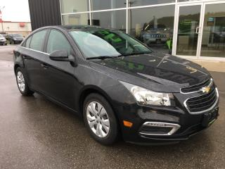Used 2015 Chevrolet Cruze LT Back-up Camera for sale in Ingersoll, ON