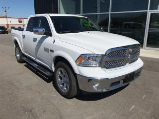 Used 2017 RAM 1500 Laramie, Diesel, Remote Start, Loaded! for sale in Ingersoll, ON