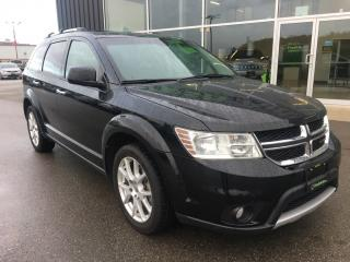 Used 2015 Dodge Journey R/T, New: Front Brakes & Transmission Service for sale in Ingersoll, ON