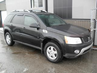Used 2008 Pontiac Torrent 4x4 + GARANTIE 3 ans INCLUSE for sale in Laval, QC