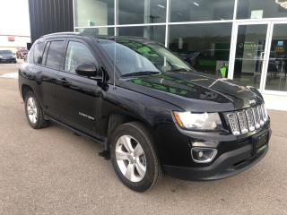 Used 2017 Jeep Compass North, New: Rear Brakes for sale in Ingersoll, ON