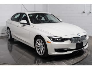 Used 2014 BMW 3 Series 320i Xdrive Luxury Cuir for sale in Île-Perrot, QC