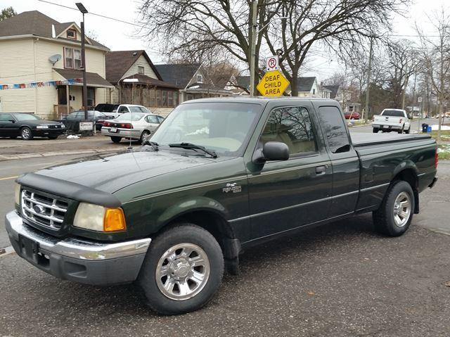 2001 Ford Ranger XLT RWD