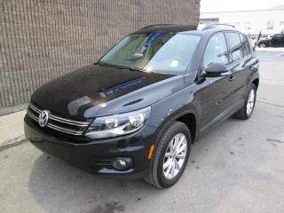 Used 2017 Volkswagen Tiguan Édition Wolfsburg 4 portes 4MOTION for sale in Gatineau, QC