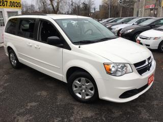 Used 2013 Dodge Grand Caravan SXT/ FULL STOW-&-GO/ POWER WINDOWS/ LOADED! for sale in Scarborough, ON