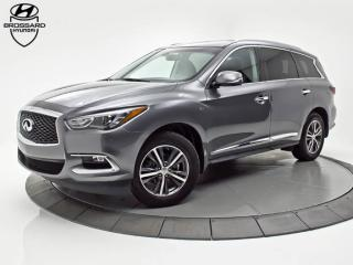 Used 2016 Infiniti QX60 V6 Awd A/c T.ouvrant for sale in Brossard, QC