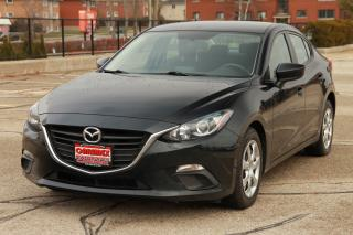 Used 2016 Mazda MAZDA3 GX NAVI Ready | Bluetooth | Backup Camera | CERTIFIED for sale in Waterloo, ON