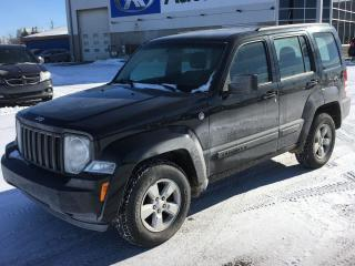 Used 2012 Jeep Liberty Sport 4x4  | CERTIFIED for sale in Waterloo, ON