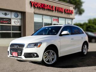 Used 2015 Audi Q5 2.0T Progressiv S Line. Pano. Navigation. Cam for sale in Toronto, ON