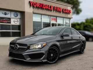 Used 2015 Mercedes-Benz CLA-Class CAL250. 4Matic. Navigation. Camera. Original for sale in Toronto, ON
