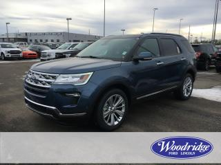 Used 2019 Ford Explorer LIMITED for sale in Calgary, AB