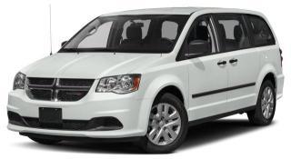 Used 2017 Dodge Grand Caravan CVP/SXT for sale in Calgary, AB