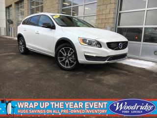 Used 2018 Volvo V60 Cross Country T5 Premier for sale in Calgary, AB