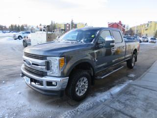 Used 2017 Ford F-350 8 ft box 6,7l Diesel, XLT premium package for sale in Okotoks, AB