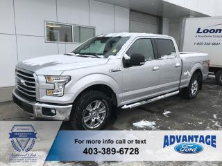 Used 2015 Ford F-150 XLT One Owner - Trailer Tow for sale in Calgary, AB