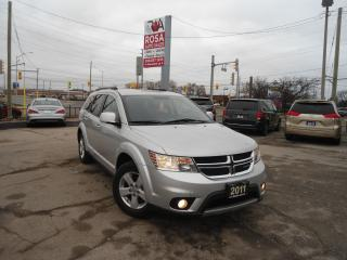 Used 2011 Dodge Journey SXT LOW KM B-tooth Alloy Push Start Fog for sale in Oakville, ON