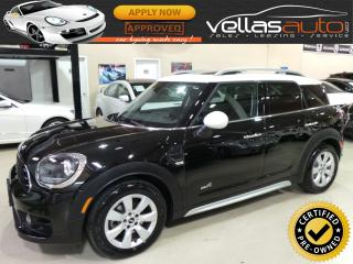 Used 2019 MINI Cooper Countryman ALL-WHEEL-DRIVE| PANO RF| REAR CAMERA for sale in Vaughan, ON