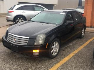 Used 2005 Cadillac CTS 4dr Sdn 2.8L for sale in Concord, ON