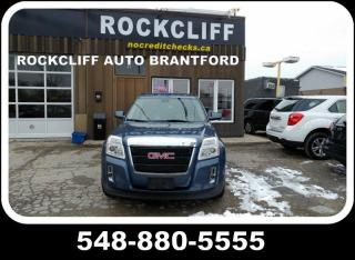 Used 2011 GMC Terrain FWD 4dr SLE-1 for sale in Brantford, ON
