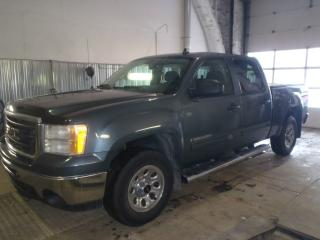 Used 2007 GMC Sierra 1500 4 RM, Cabine multiplaces 143,5 po, SLE for sale in Québec, QC