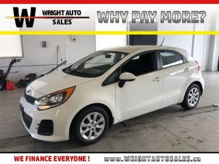 Used 2017 Kia Rio5 LX|HEATED SEATS|BLUETOOTH|A/C|66,045 KM for sale in Cambridge, ON