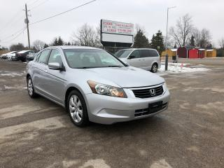 Used 2009 Honda Accord EX-L for sale in Komoka, ON