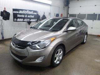 Used 2012 Hyundai Elantra GLS for sale in St-Raymond, QC