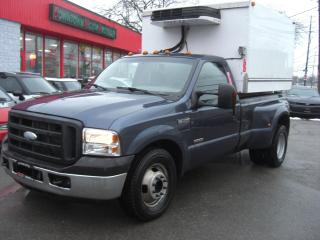 Used 2007 Ford F-350 XL Diesel Fridge Truck Reefer for sale in London, ON