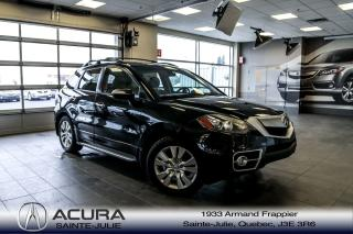 Used 2012 Acura RDX Tech Pkg for sale in Ste-Julie, QC