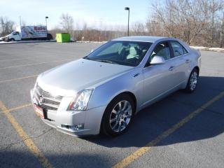 Used 2009 Cadillac CTS w/1SA for sale in Cornwall, ON
