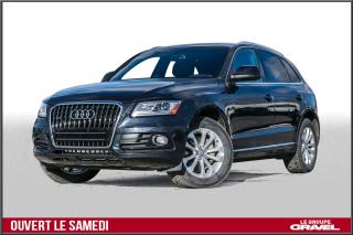 Used 2014 Audi Q5 2.0 Awd Bal. Gar for sale in Ile-des-Soeurs, QC