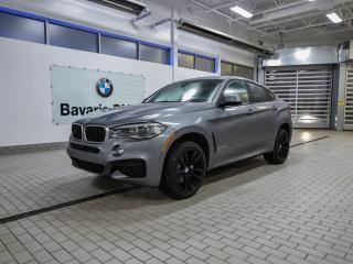 New 2019 BMW X6 xDrive35i for sale in Edmonton, AB