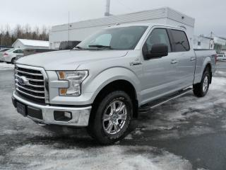 Used 2016 Ford F-150 XTR CREW 4X4 V8 5L 365 HP for sale in Vallée-Jonction, QC