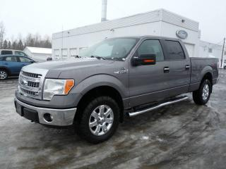Used 2014 Ford F-150 XTR CREW V8 5L, 4X4 for sale in Vallée-Jonction, QC