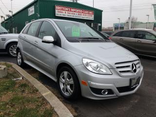 Used 2010 Mercedes-Benz B-Class B 200 Pano Roof for sale in Burlington, ON