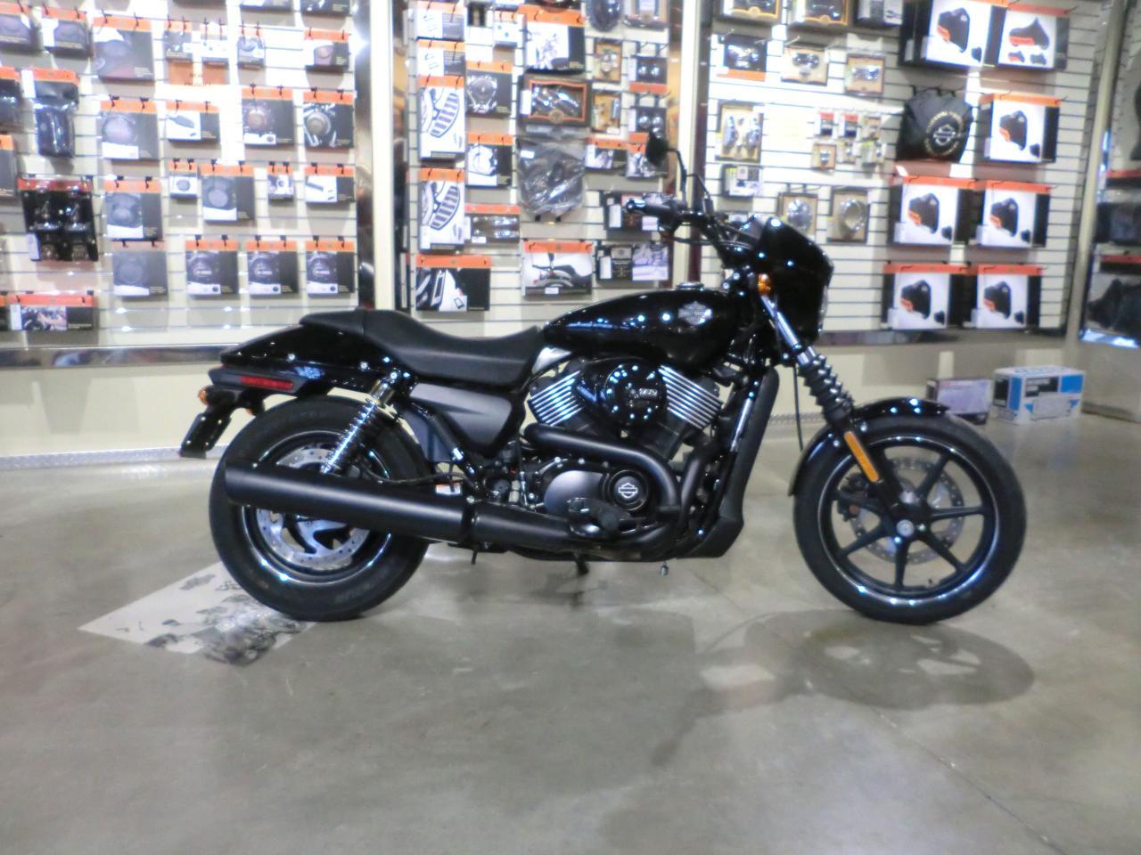 2016 Harley-Davidson Street 750 STREET XG750