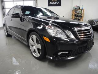 Used 2011 Mercedes-Benz E-Class E 350,NAVI,BACK,CAM,PANO ROOF for sale in North York, ON