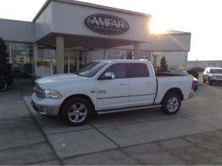 Used 2014 RAM 1500 Big Horn / CREW CAB /4X4 / DON'T PAY TIL JUNE 2019 for sale in Tilbury, ON