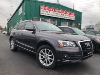 Used 2010 Audi Q5 3.2L Premium Plus Navigation Backup Cam for sale in Burlington, ON