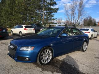 Used 2009 Audi A4 S Line for sale in Toronto, ON