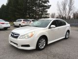 Photo of White 2010 Subaru Legacy