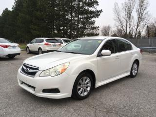 Used 2010 Subaru Legacy Prem for sale in Toronto, ON