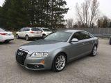 Photo of Grey 2011 Audi A6