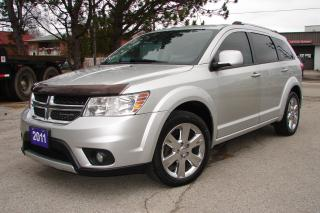Used 2011 Dodge Journey R/T for sale in Mississauga, ON