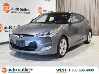 Used 2013 Hyundai Veloster 3dr Auto; Smart Key, Back-up Camera for sale in Edmonton, AB