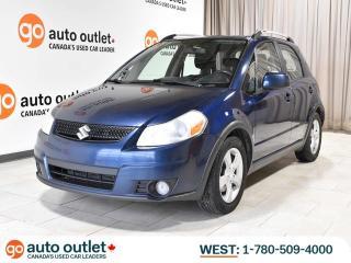 Used 2011 Suzuki SX4 Hatchback JLX AWD; Auto, Heated Seats for sale in Edmonton, AB