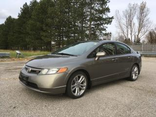 Used 2008 Honda Civic SI for sale in Toronto, ON